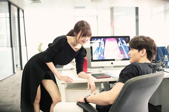 Ninh Dương Lan Ngọc lột xác với vai diễn Ms. Q.