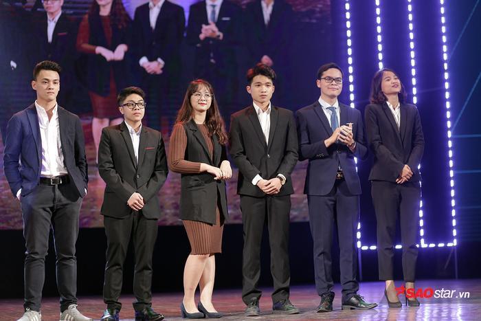 6 thí sinh xuất sắc nhất góp mặt trong đêm chung kết