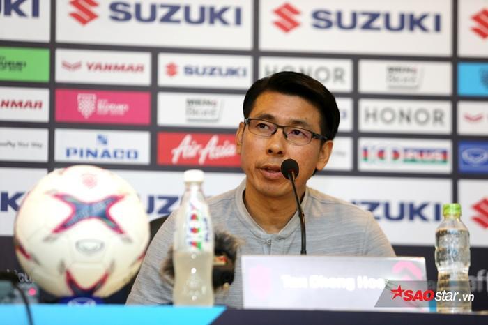 HLV Malaysia tuyên bố đá tấn công để thắng Việt Nam.