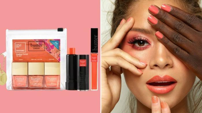 Sắc cam ngọt ngào không nặng nề này bắt đầu lan tỏa trong các trào lưu làm đẹp và makeup