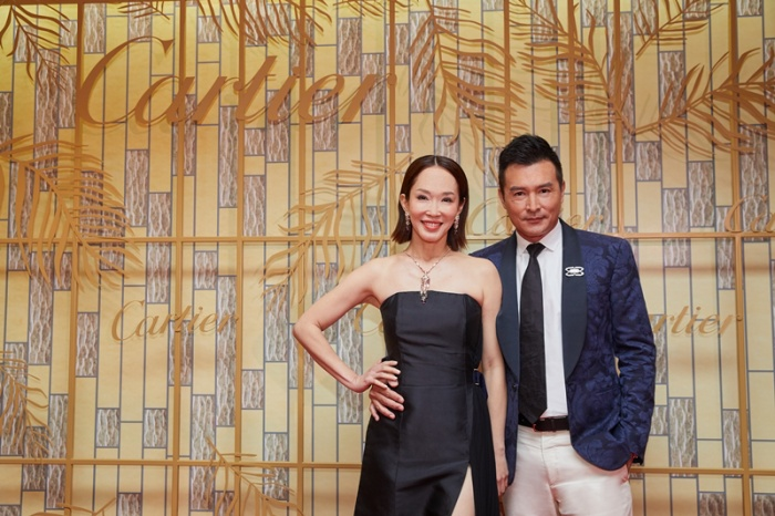 Vợ chồng diễn viên hàng đầu Singapore Lý Minh Thuận – Phạm Văn Phương.