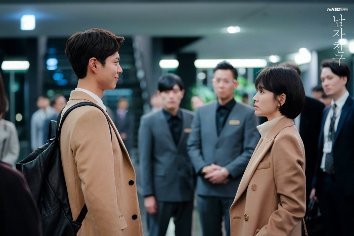 'Encounter'tập 5: Park Bo Gum và Song Hye Kyo hẹn hò giữa trốn bình yên, lãng mạn