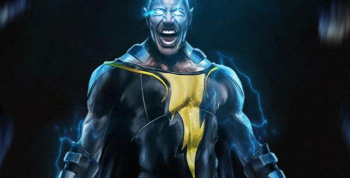 Phim về kẻ thù không đội trời chung của Shazam  'Black Adam' sẽ khởi quay vào 2020! ảnh 2