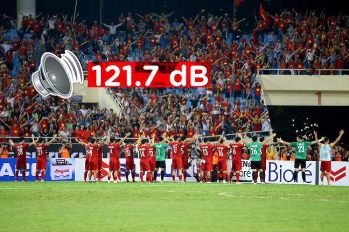 Thống kê bất ngờ về độ 'nhiệt' của CĐV Việt Nam trong mùa giải AFF Cup năm nay