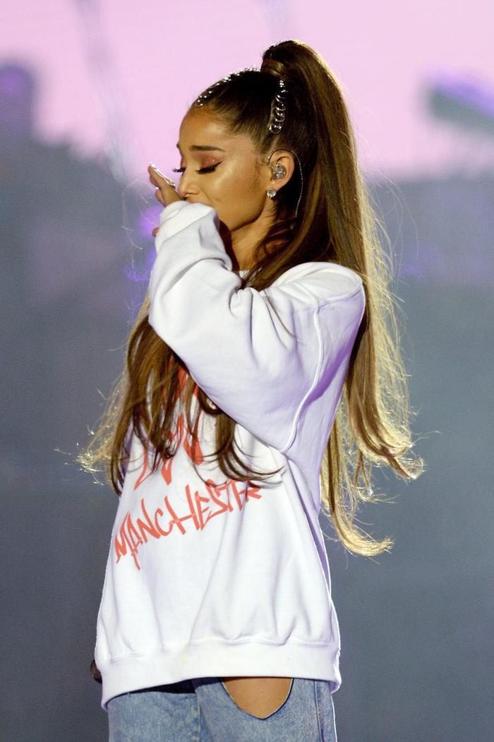 Có thế bạn đã quên nhưng Ariana Grande thì không! Manchester sẽ mãi là dấu ấn khó quên trong sự nghiệp âm nhạc của cô.