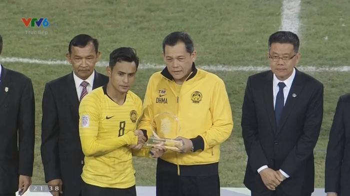 Malaysia nhận giải fair-play