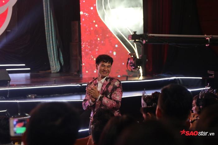 Nghệ sĩ Xuân Bắc là một trong những khách mời đặc biệt của chương trình tối nay.