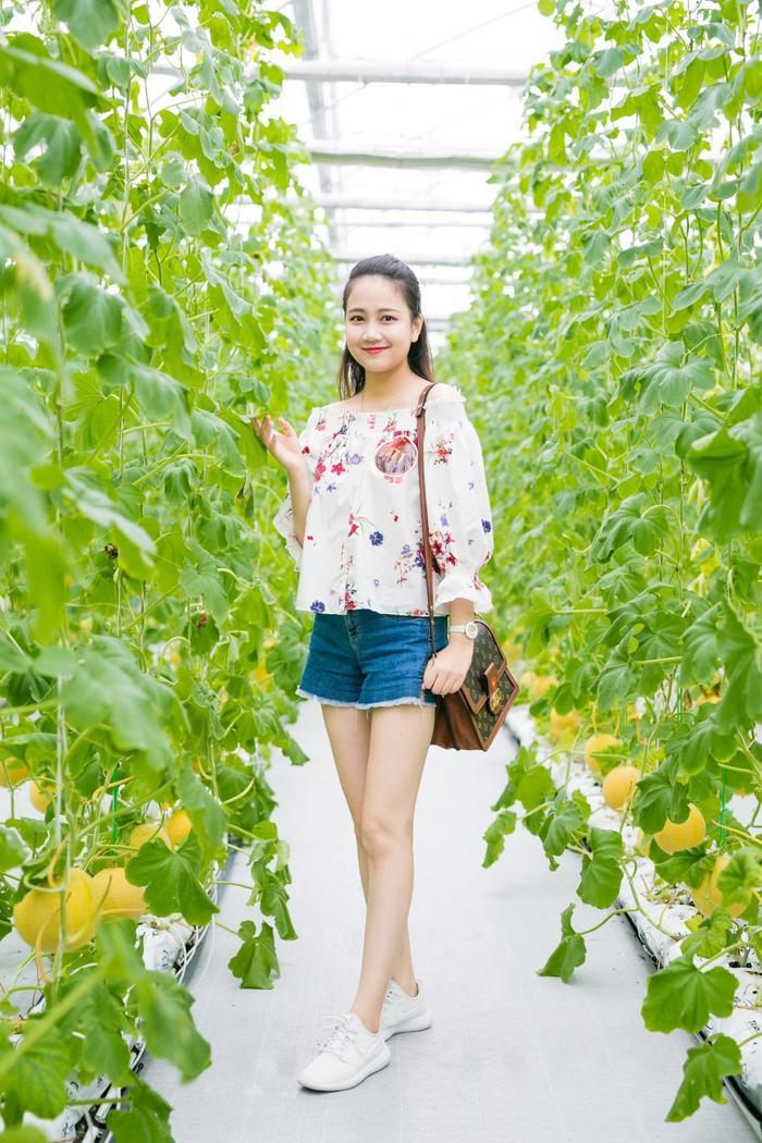 Nguyễn Phương Lan đã có phần thi Ứng xử xuất sắc và giành lấy ngôi vị Hoa khôi Sinh viên Việt Nam 2018