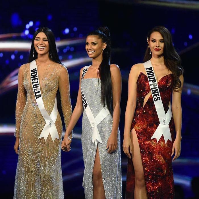 Top 3 Miss Universe 2018: Mỗi người một vẻ nhưng chỉ Catriona Gray là sẵn sàng nhất…