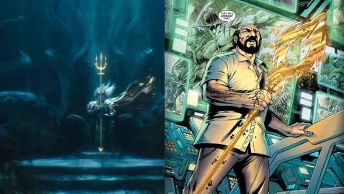 Điểm lại 21 trứng phục sinh trong 'Aquaman' mà có thể bạn đã bỏ lỡ (Phần 1)