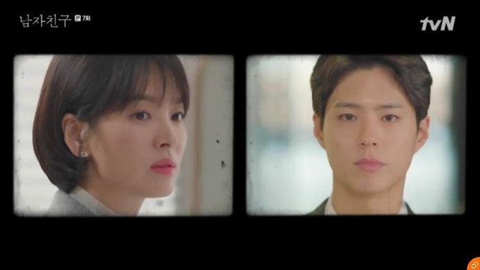 'Encounter' tập 7: Song Hye Kyo bất chấp đến bên Park Bo Gum