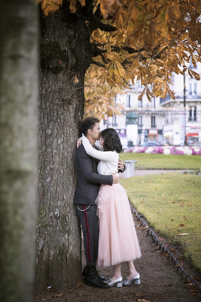 Váy tutu voan bay bổng là gợi ý cực hay và đáng yêu cho các nàng dâu cá tính