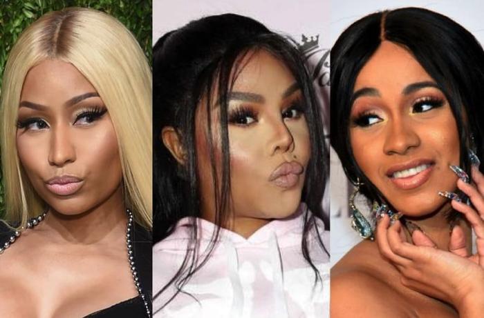Thâm thù cũ tưởng đã nguội nay lại rộn lên: Nicki Minaj hóa thân thành Lil' Kim trong hình tái xuất