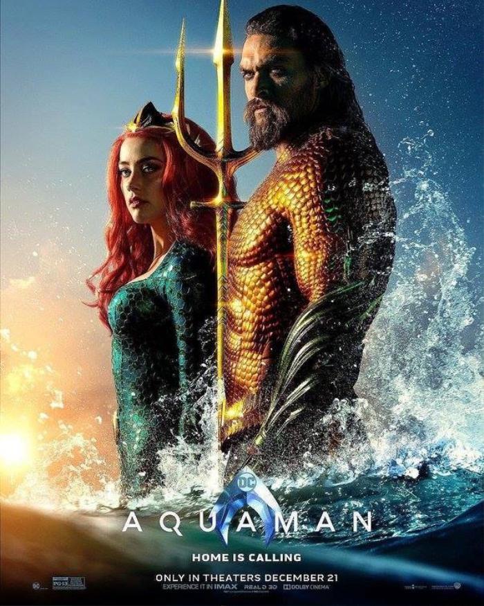 'The Drug King' vượt mốc 1 triệu khán giả - 'Aquaman' vươn lên dẫn đầu phòng vé Hàn đè bẹp 'Swing Kids' của D.O.