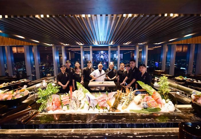 Trải nghiệm tinh hoa ẩm thực Nhật vĩnh cửu tại TOWA ảnh 3