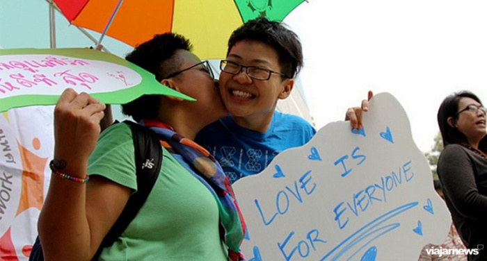 Dù còn nhiều bất cập nhưng cộng đồng lục sắc luôn hy vọng Thái Lan sẽ đi đầu cho phép hôn nhân đồng giới thành luật thật sự