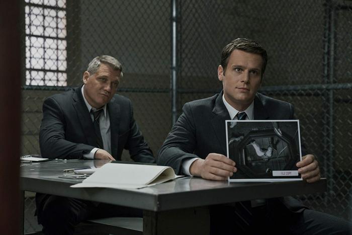 Bộ đôi thanh tra FBI với mục tiêu nghiên cứu tâm lý tội phạm.