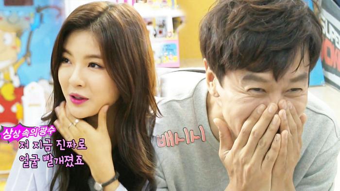 K-net nói về tin hẹn hò của Lee Kwang Soo  Lee Sun Bin: Cặp đôi 1/1 của Dispatch không phải trò đùa ảnh 3
