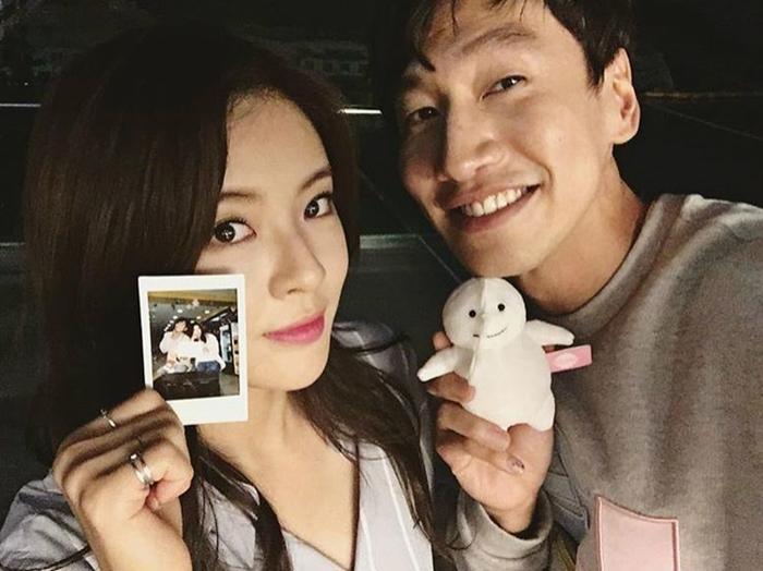 K-net nói về tin hẹn hò của Lee Kwang Soo  Lee Sun Bin: Cặp đôi 1/1 của Dispatch không phải trò đùa ảnh 0