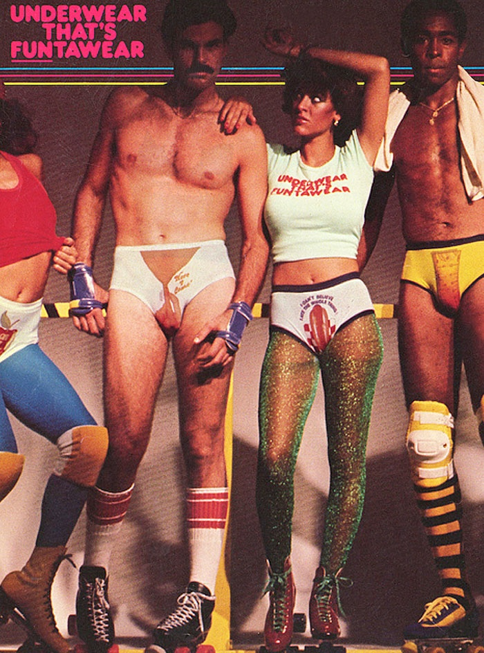 Các tông màu rực rỡ từng là quy chuẩn của thời trang thập niên 70.