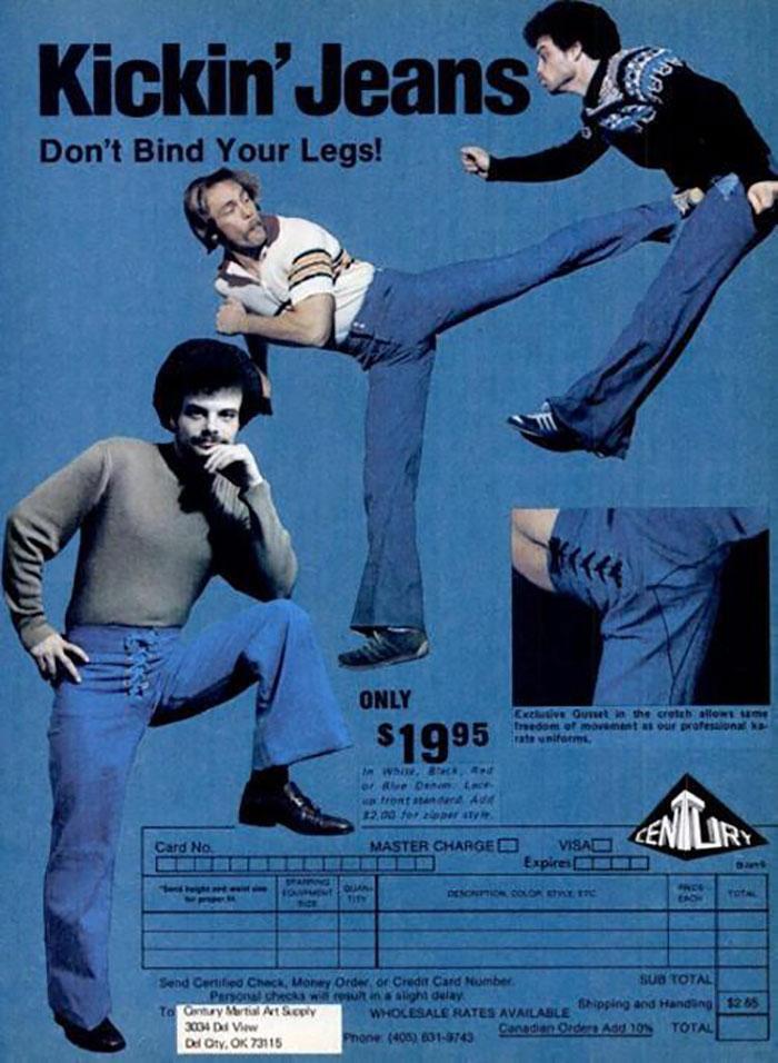 Chiếc quần này còn có phần cạp cao, thắt dây ngay eo khá điệu đà.