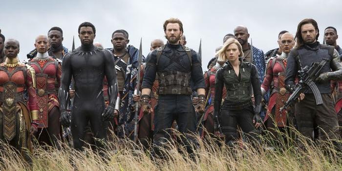 Có tận 21 siêu anh hùng trong Infinity War nhưng chỉ có 4 người là thành viên chính thức của Avengers ảnh 4