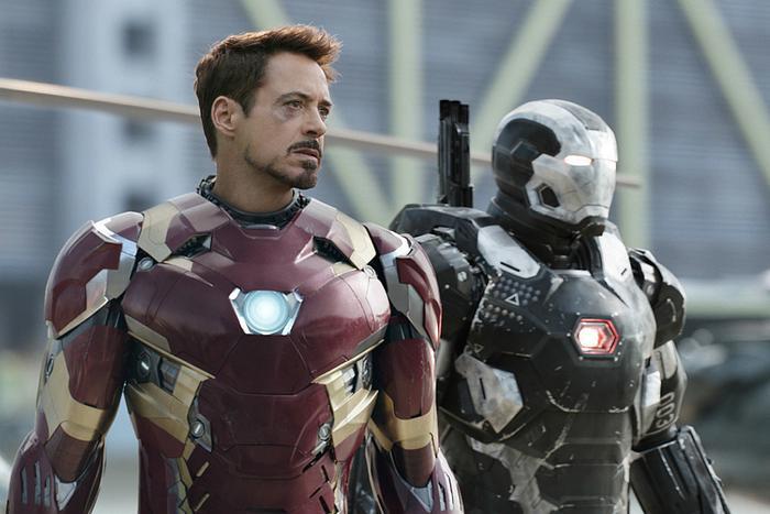 Sau tất cả, chỉ còn Iron Man và War Machine là thành viên chính thức còn sót lại