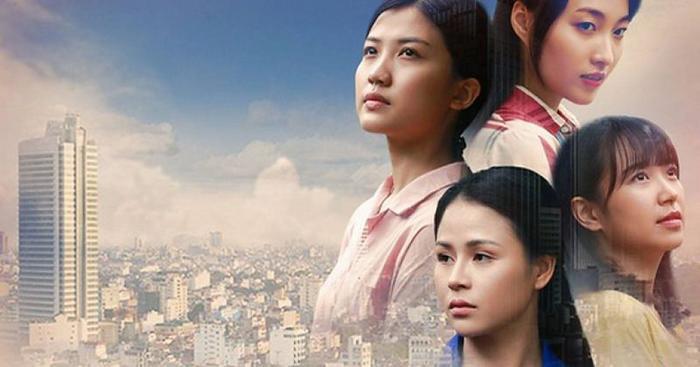 """""""Những cô gái trong thành phố"""" là bộ phim đi sâu vào khai thác cuộc đời của những cô gái vất vả để mưu sinh"""