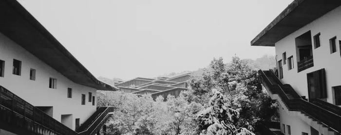 Băng tuyết phủ kín mái nhà