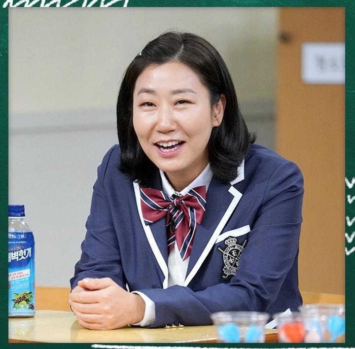 Fan và ứng dụng mở khóa điện thoại không nhận ra Jinyoung (B1A4) sau khi trang điểm ảnh 7