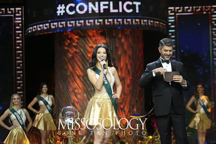 Mang tiếng âm thầm mua giải, Hoa hậu Trái đất Phương Khánh tự làm được gì tại Miss Earth 2018? ảnh 11