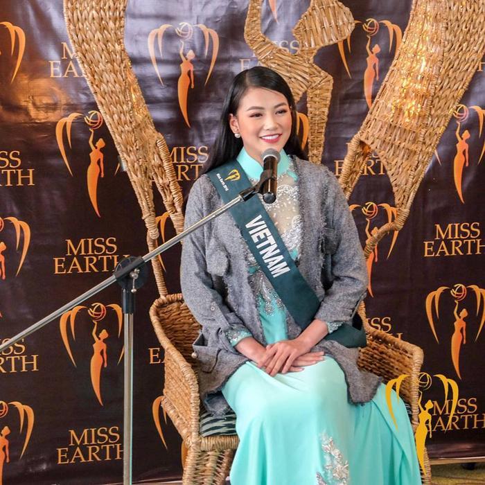 Mang tiếng âm thầm mua giải, Hoa hậu Trái đất Phương Khánh tự làm được gì tại Miss Earth 2018? ảnh 6