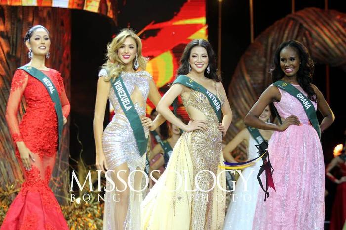 Mang tiếng âm thầm mua giải, Hoa hậu Trái đất Phương Khánh tự làm được gì tại Miss Earth 2018? ảnh 10