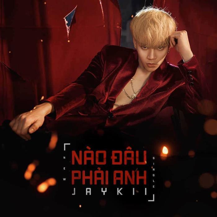 Hình ảnh của Jaykii trong MV.