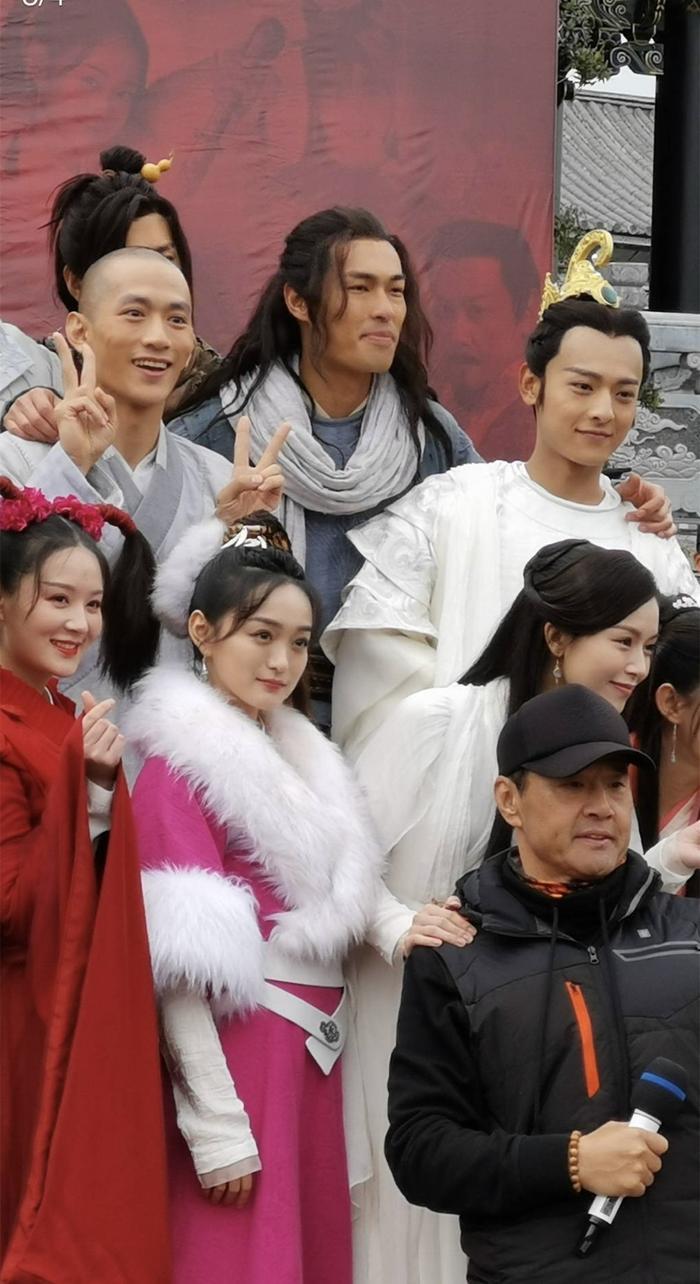 Thiên Long bát bộ 2019 khai máy, tạo hình nhân vật gây tranh cãi, nặng nhất là Đoàn Dự ảnh 12