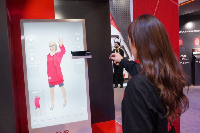 14 hình ảnh kì dị trực tiếp từ đại tiệc công nghệ đầu năm CES 2019 ảnh 3