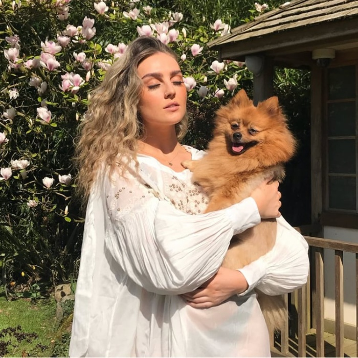 Hatchi của Perrie Edwards