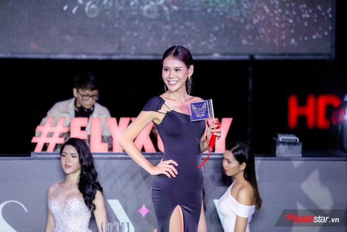 Tự nhận mình 'mờ nhạt', Ngọc Vi quyết chiến quyết thắng trong chung kết The Tiffany Vietnam ảnh 1