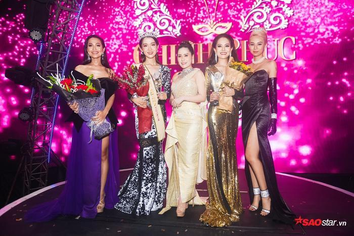 Chiến thắng The Tiffany Vietnam - Chinh phục hoàn mỹ mùa đầu tiên gọi tên Đỗ Nhật Hà.