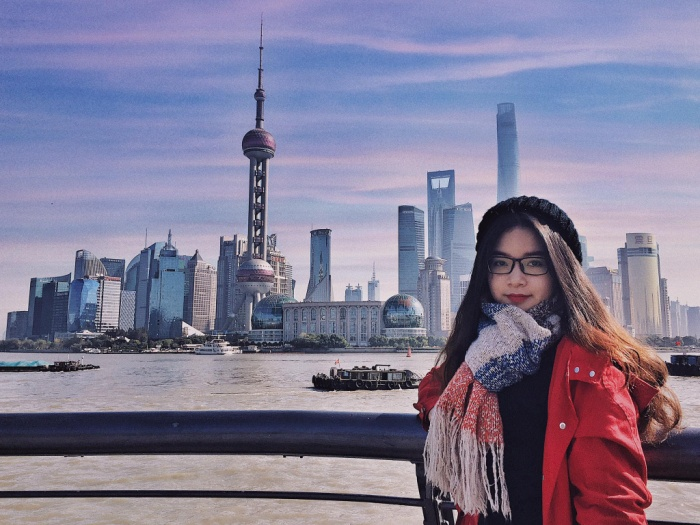 Cô gái Việt một mình xách vali đi khắp xứ tỉ người khiến giới trẻ phát sốt ảnh 2