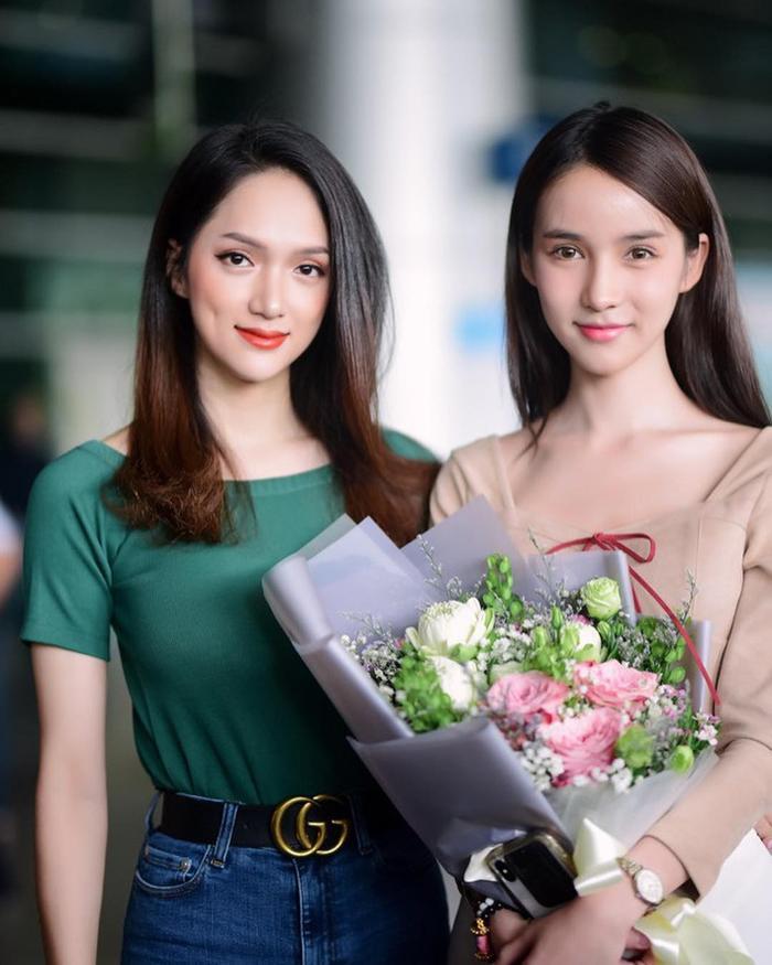 Yoshi Rinrada đến Việt Nam theo lời mời của Hương Giang.