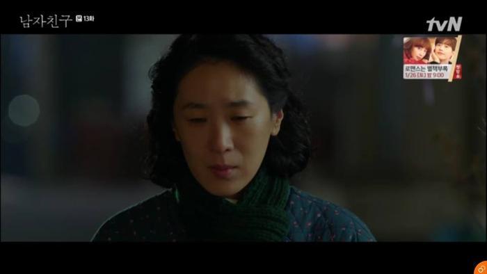Mẹ Jin Hyuk vô tình nghe được lời tâm sự của con trai và chồng.