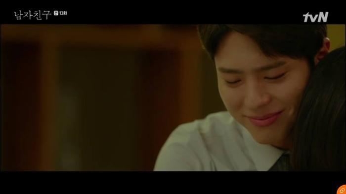 Jin Hyuk đã thuyết phục được Soo Hyun suy nghĩ kĩ về vấn đề này.