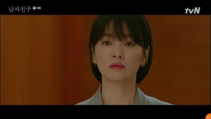 Soo Hyun buồn lòng khi nghĩ về mong muốn sống trọn đời của Jin Hyuk.