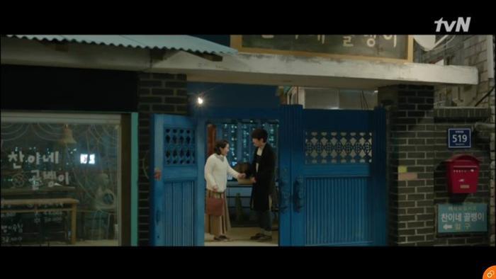 Tìm mọi cách để gặp Soo Hyun.