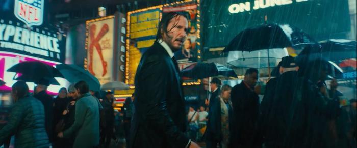 Keanu Reeves trong trailer đầu tiên của John Wick: Chapter 3  Parabellum chạy trối chết như đang chơi Running Man ảnh 22
