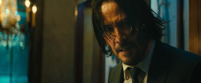 Keanu Reeves trong trailer đầu tiên của John Wick: Chapter 3  Parabellum chạy trối chết như đang chơi Running Man ảnh 10