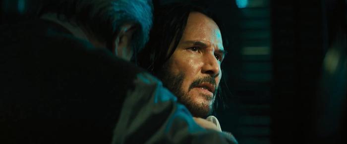 Keanu Reeves trong trailer đầu tiên của John Wick: Chapter 3  Parabellum chạy trối chết như đang chơi Running Man ảnh 18