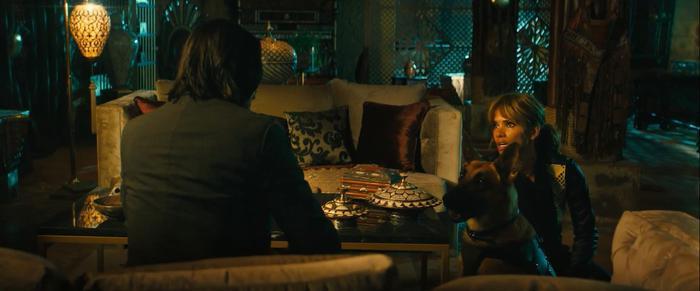 Keanu Reeves trong trailer đầu tiên của John Wick: Chapter 3  Parabellum chạy trối chết như đang chơi Running Man ảnh 15