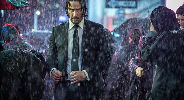 Keanu Reeves trong trailer đầu tiên của John Wick: Chapter 3  Parabellum chạy trối chết như đang chơi Running Man ảnh 4